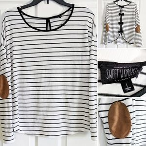 Classic Sweet Wanderer Striped Top